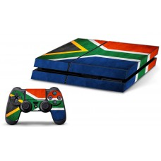 PS4 Skin - South Afrian Flag