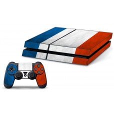 PS4 Skin - French Flag