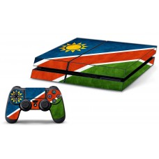 PS4 Skin - namibian Flag