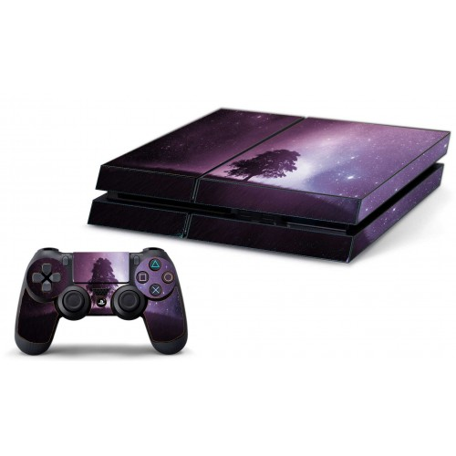 PS4 Skin - Forest